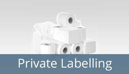 Private Labeling Tissues