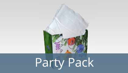 Party Pack Tissues