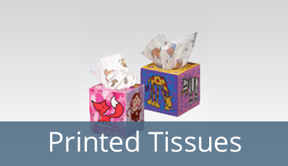 Printed Tissues