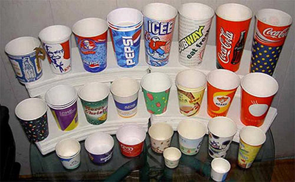 Varieties Of Paper Cups